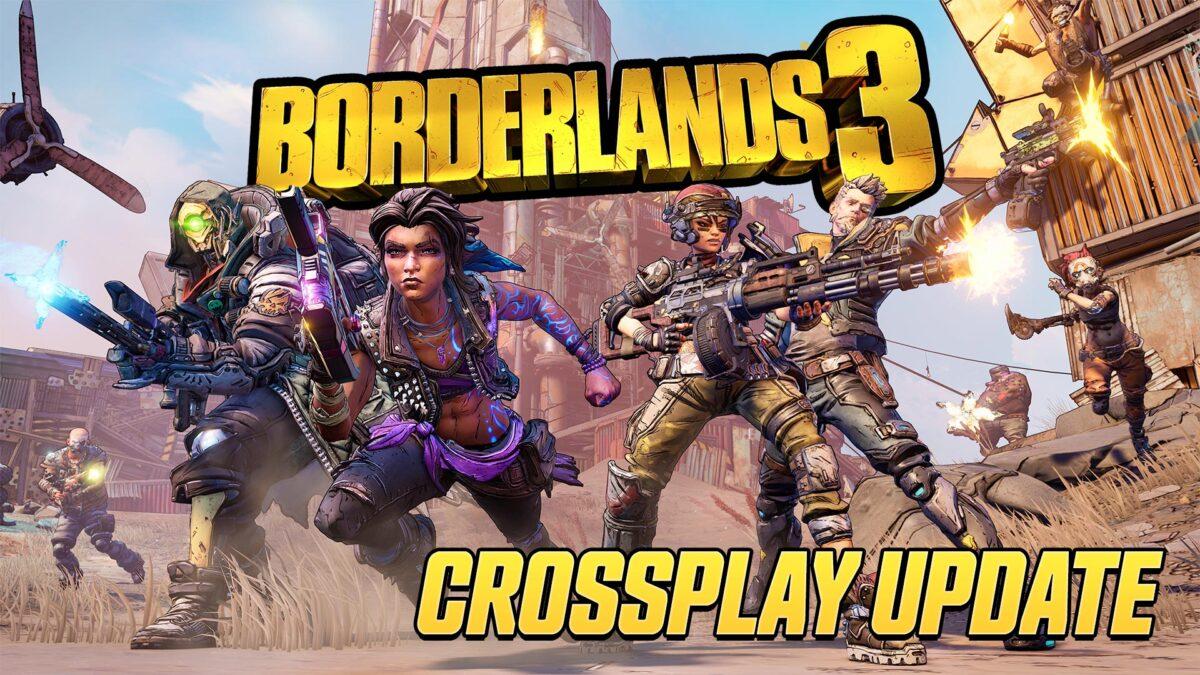 Borderlands 3 Crossplay Güncellemesi ve Revengence of Revenge of the Cartels Etkinliği Yayınlandı