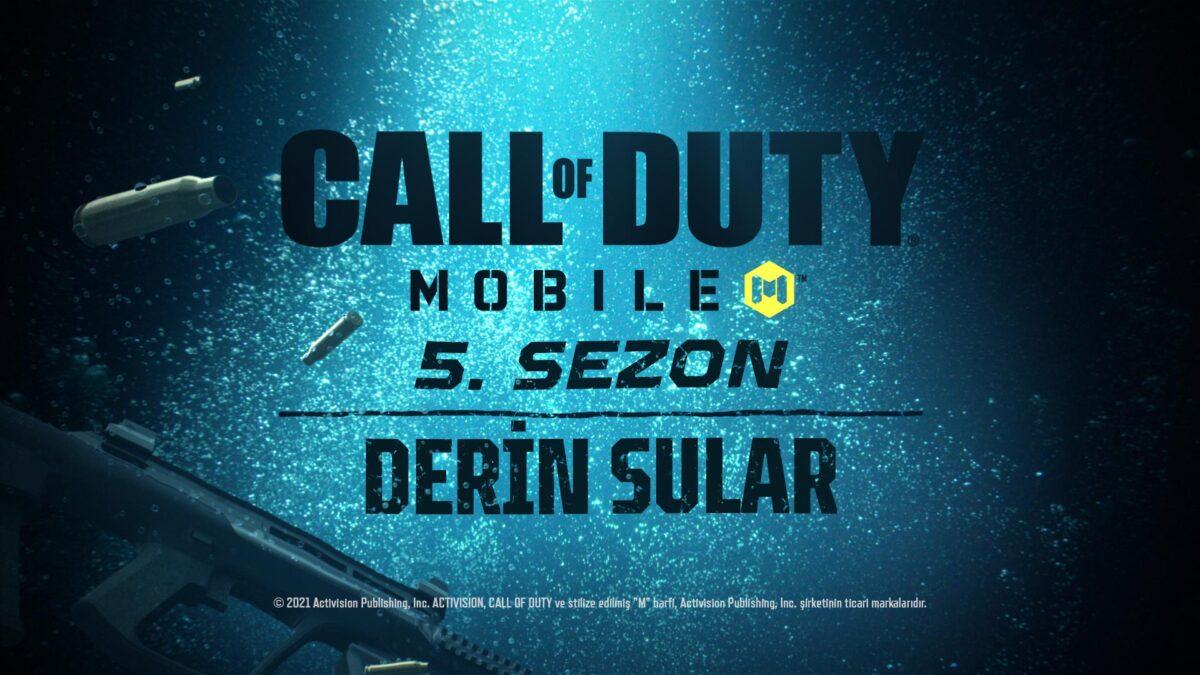 Call of Duty: Mobile Yeni Sezonu 28 Haziran'da Geliyor
