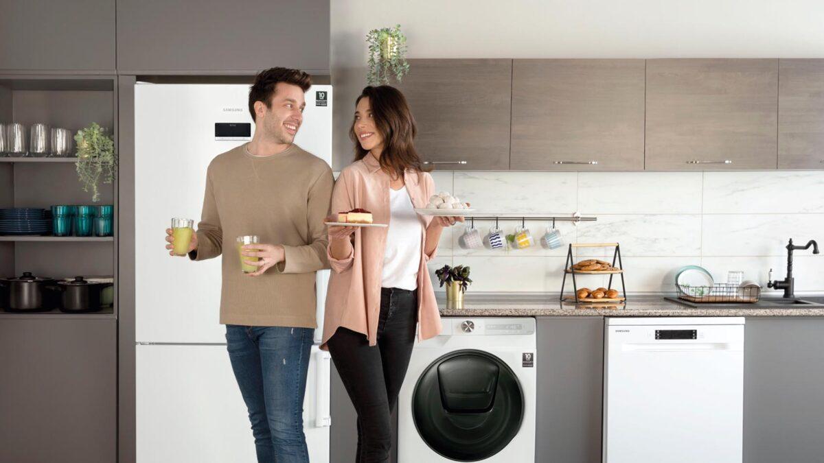 Samsung Evlenecek Çiftlere Robot Süpürge Hediye Ediyor