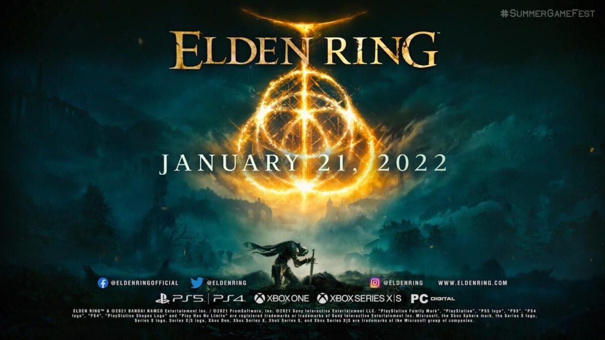 Elden Ring'in İlk Oynanış Fragmanı Yayınlandı