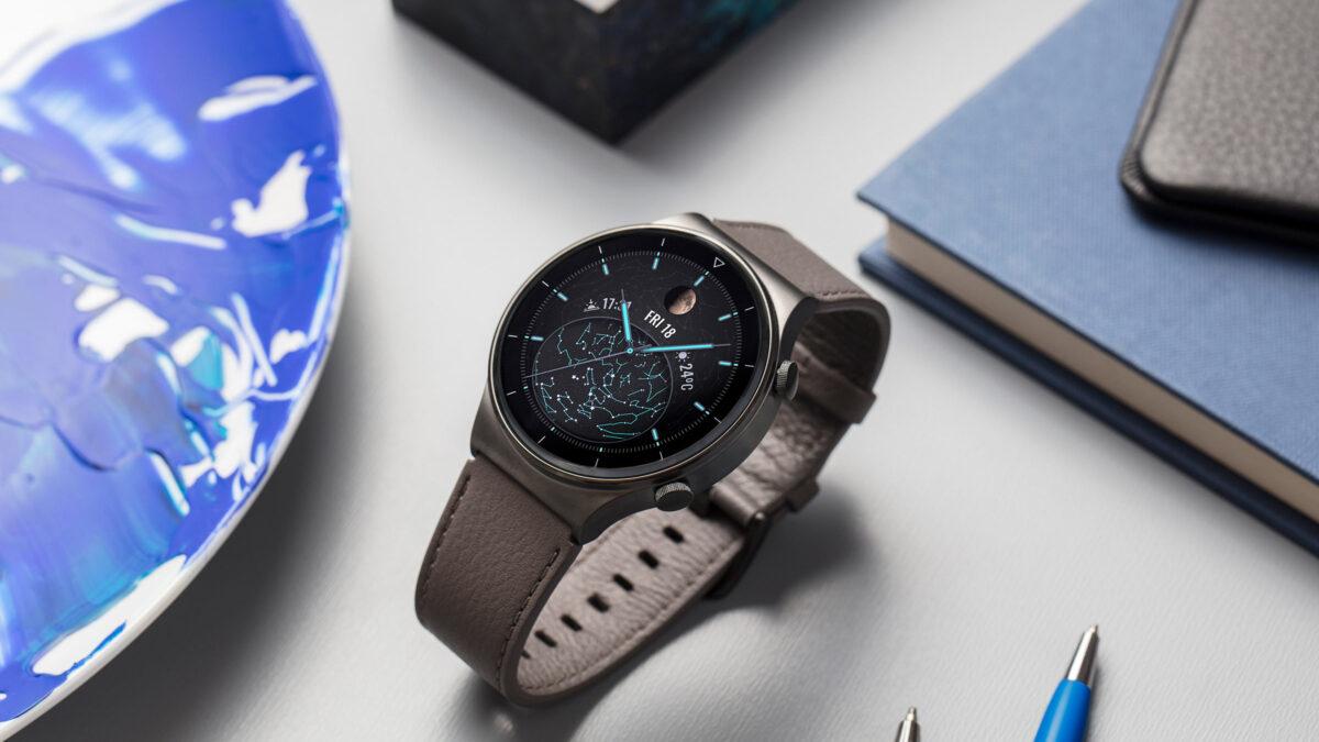 Tarzından Ödün Vermeyen Babalara: Huawei Watch GT 2 Pro (Basın Bülteni)
