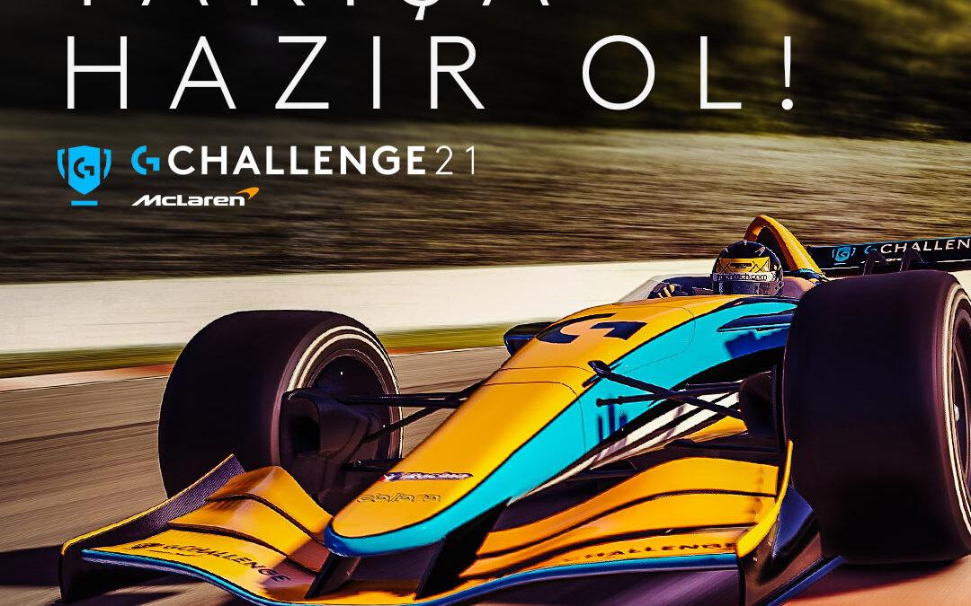 Logitech McLaren G Challenge, 1 Temmuz'da Başlıyor