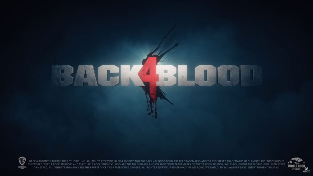 Back 4 Blood, 12 Ekim'de Xbox Game Pass'e Geliyor