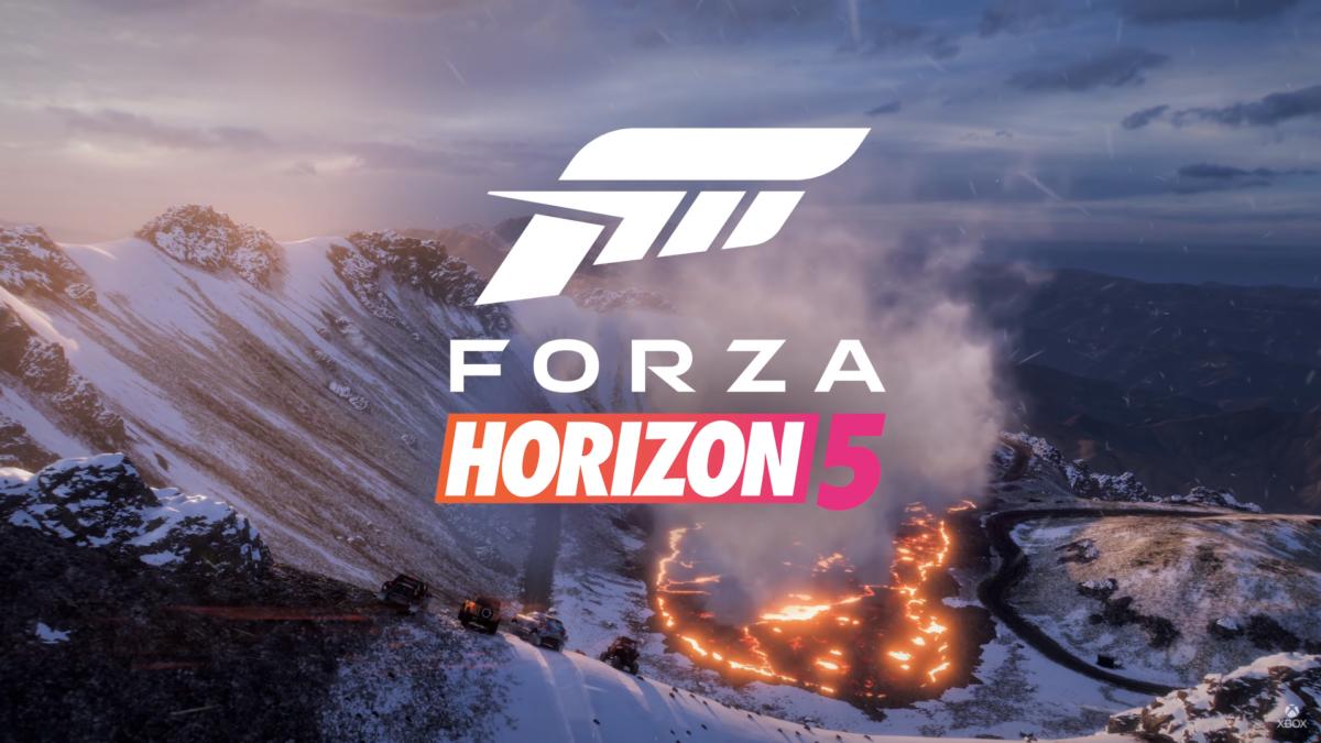 Forza Horizon 5 Duruldu ve İlk Fragman Paylaşıldı