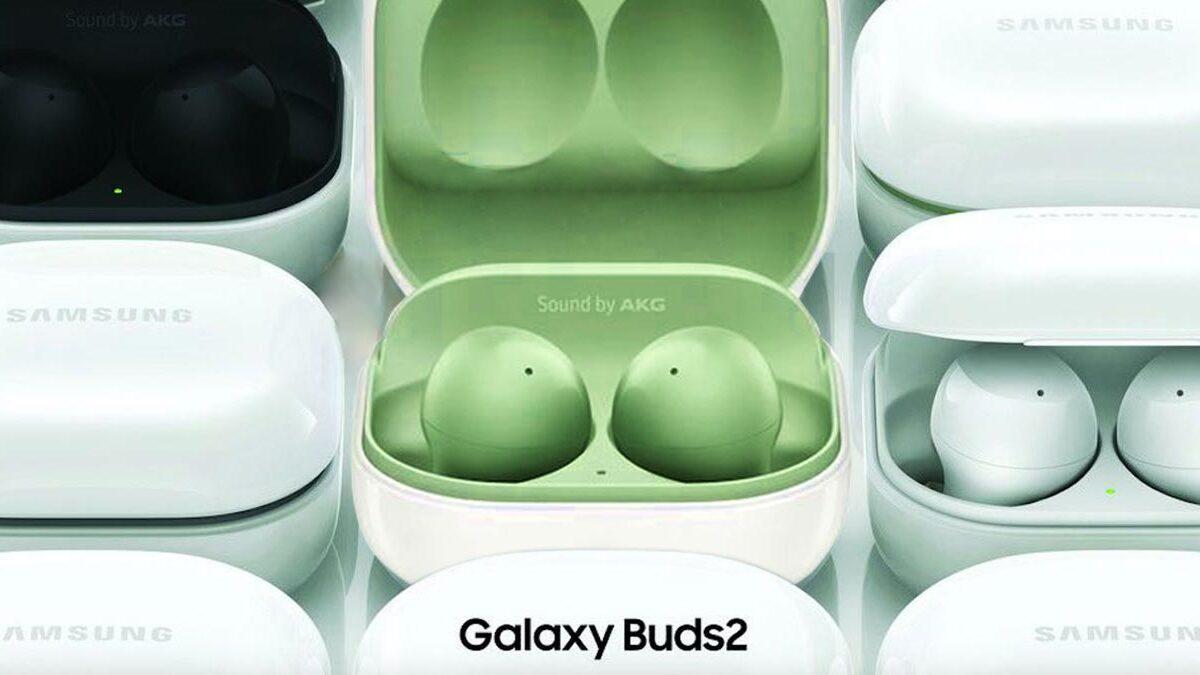 Samsung Galaxy Buds 2 Dört Renk Seçeneği İle Gelebilir