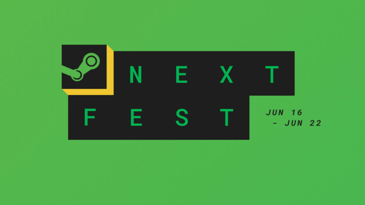 Steam Next Fest Başladı