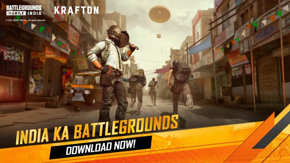 Battlegrounds Mobile India Resmi Olarak Yayınlandı