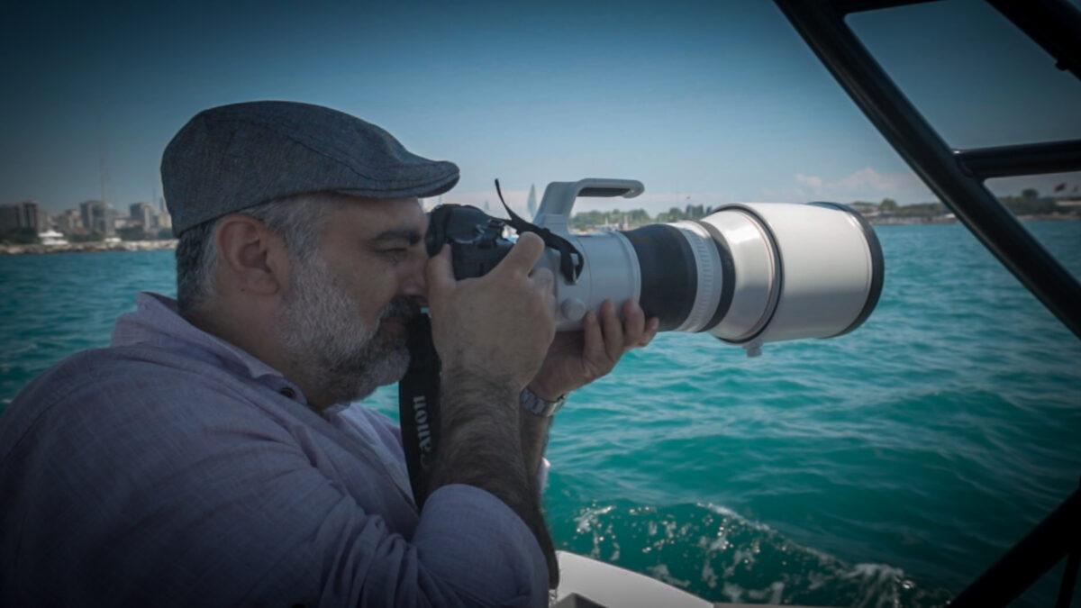 Canon Elçisi Onur Çam Eşliğinde Yelken Yarışları Ölümsüzleşti