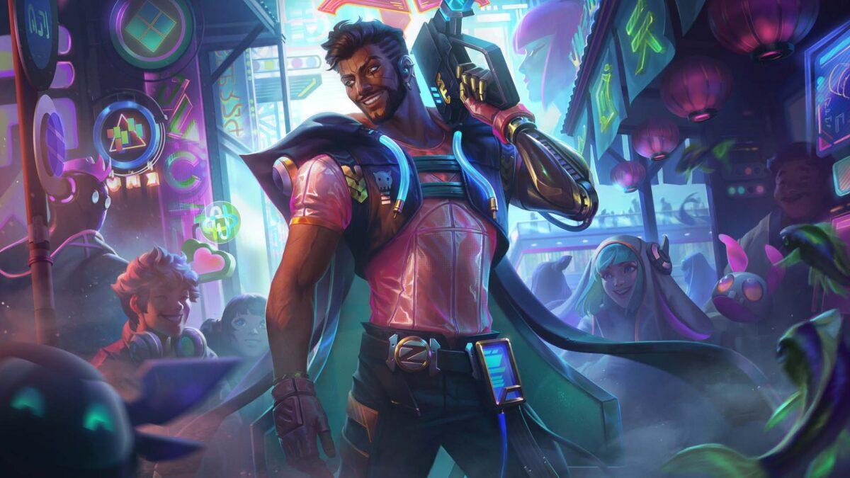 League of Legends'a Yeni Şampiyon: Akshan
