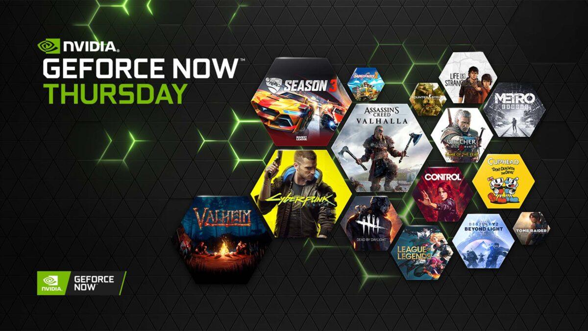 GeForce NOW'da Bu Hafta 1000. PC Oyununu Yayınlamış Oldu
