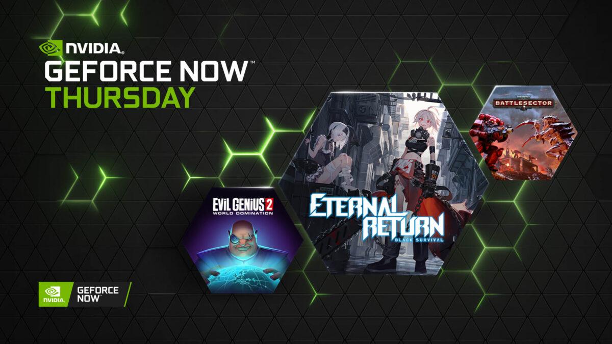 GeForce NOW'a Temmuz'da 36 Yeni Oyun Kütüphaneye Ekleniyor