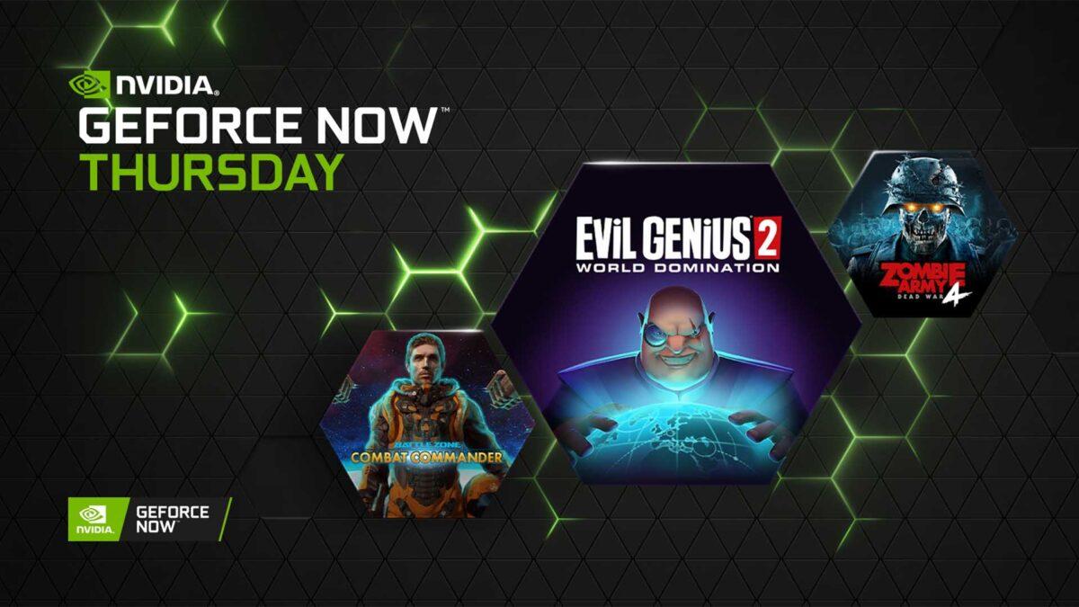 GeForce Now'a Bu Hafta 14 Yeni Oyun Ekleniyor