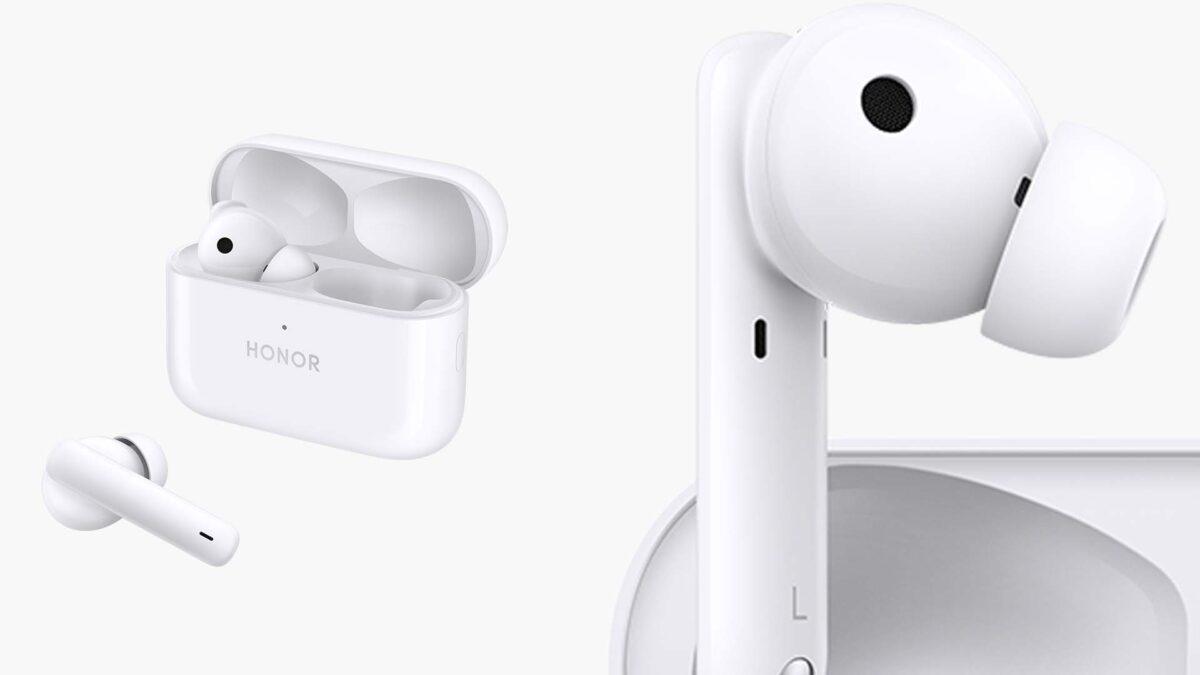 HONOR'un Yeni Kablosuz Kulaklığı Earbuds 2 Lite