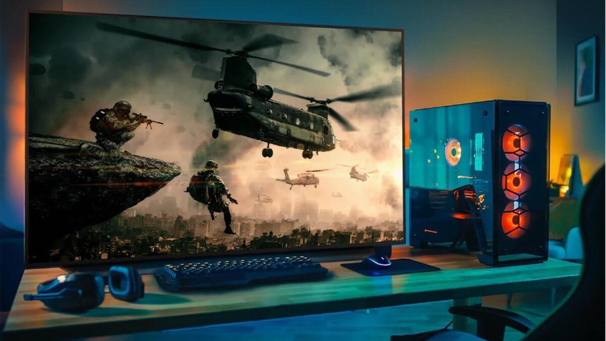 LG'nin, 48 İnç OLED TV'si Türkiye'de Satışa Sunuldu
