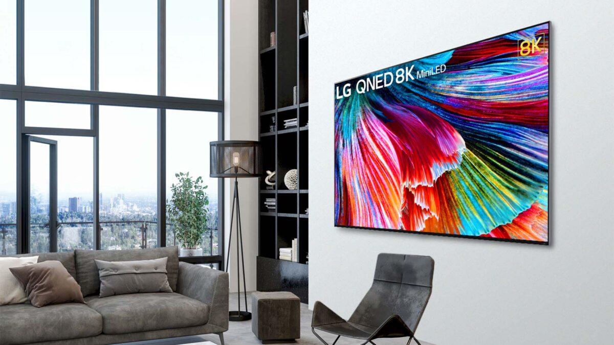 QNED MiniLED TV, LED Görüntü Kalitesinde Yeni Standartları Belirliyor
