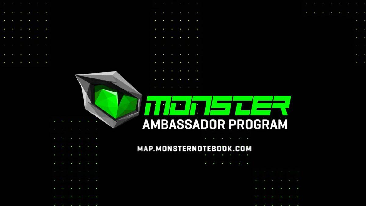 Monster Ambassador Program'da Başvuru Dönemi Devam Ediyor!