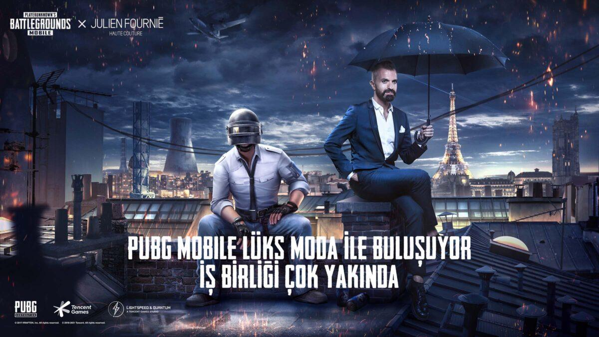PUBG Mobile Dünyaca Ünlü Modacıyla İş Birliği Yaptı