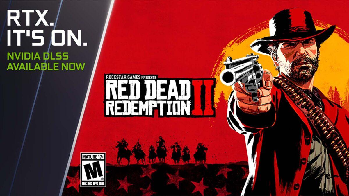 Red Dead Redemption 2'ye NVIDIA DLSS Desteği Geldi