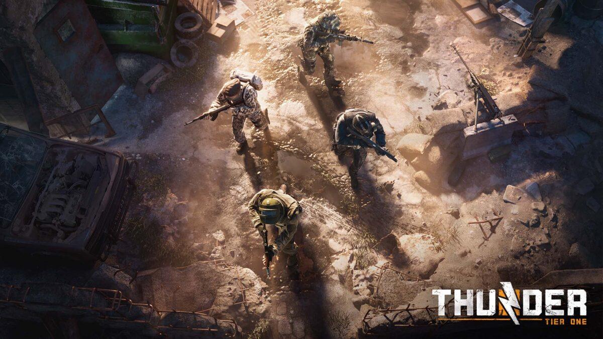 Thunder Tier One Ekibi Oynanış Önizlenmesi Bravo'yu Düzenliyor