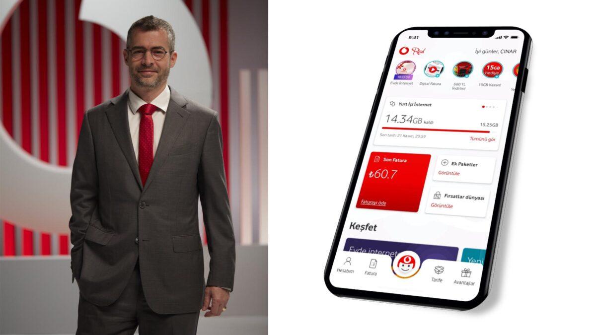 Vodafone Türkiye, Teknoloji ve Deneyim İhracına Hız Verdi