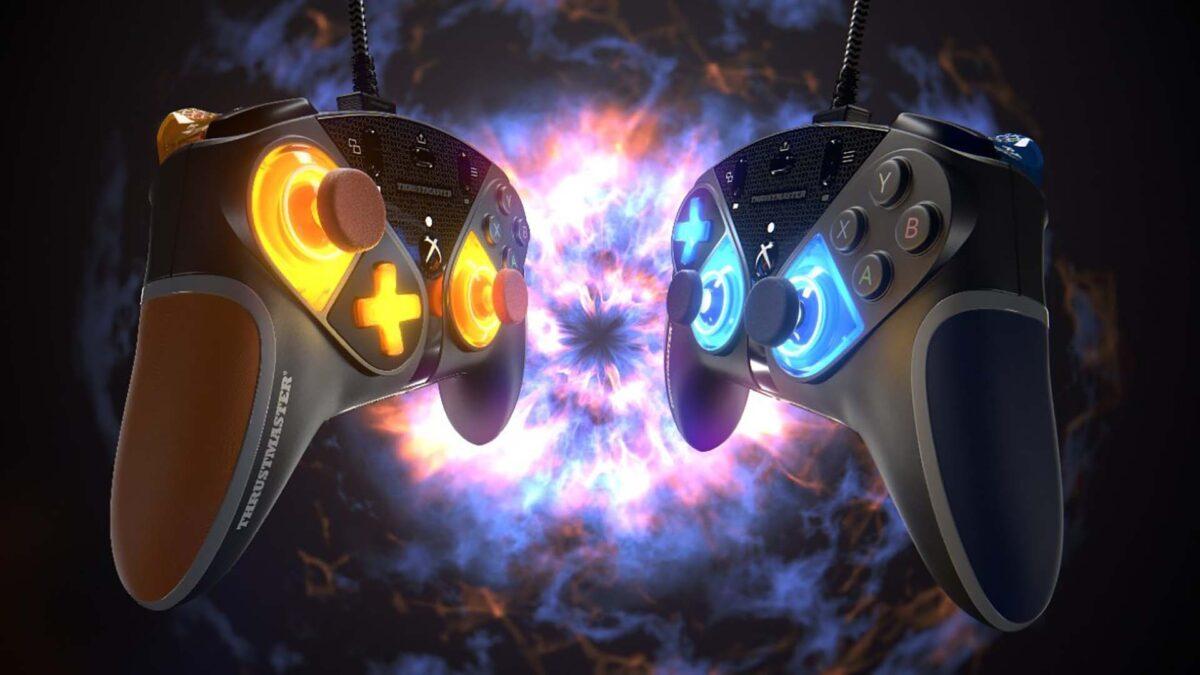 Yeni Thrustmaster ESWAP X PRO CONTROLLER Modülleri, Oyun Ortamlarını Aydınlatıyor!