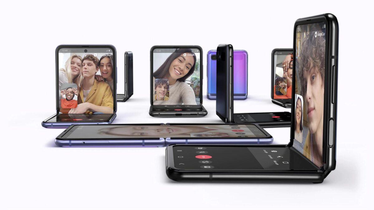 Galaxy Z Flip İle İçerik Üretmenin Dibine Vurun!