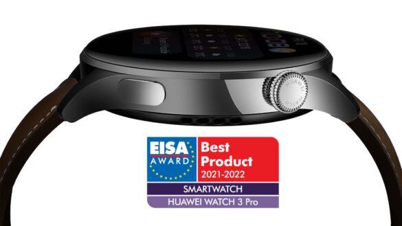 EISA_Awards_Huawei_Watch_3_Pro