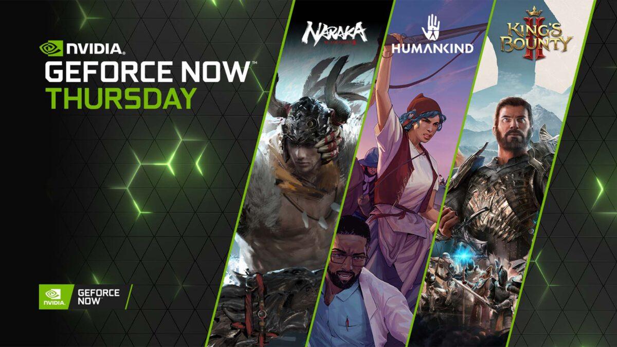 GeForce NOW Kütüphanesine Ağustos Ayı Boyunca Toplam 34 Yeni Oyun Geliyor