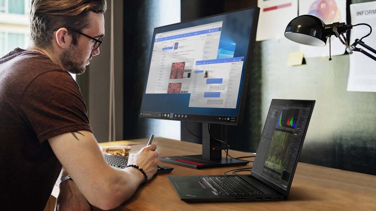 Lenovo, yeni ThinkPad ve ThinkVision Ürünlerini Tanıttı
