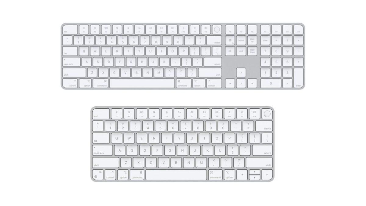 Apple Touch ID Destekli Magic Klavyesini Satışa Çıkardı