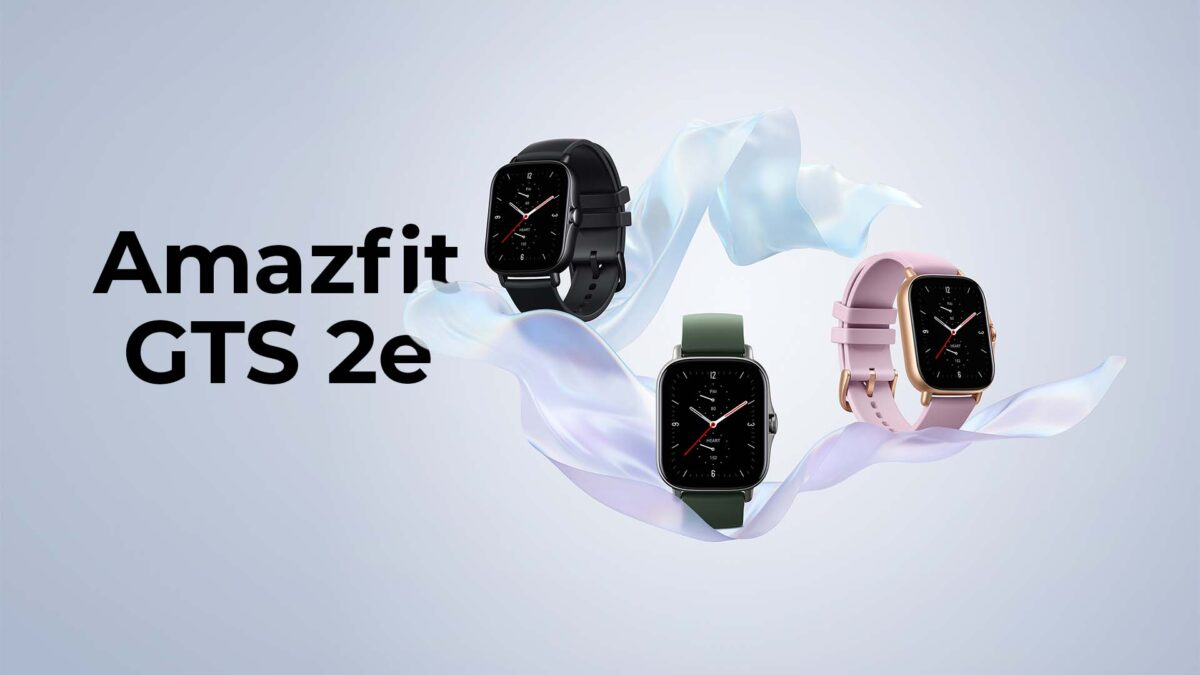 Amazfit GTR 2e ve GTS 2e akıllı saatleri artık vücut sıcaklığını ölçebiliyor