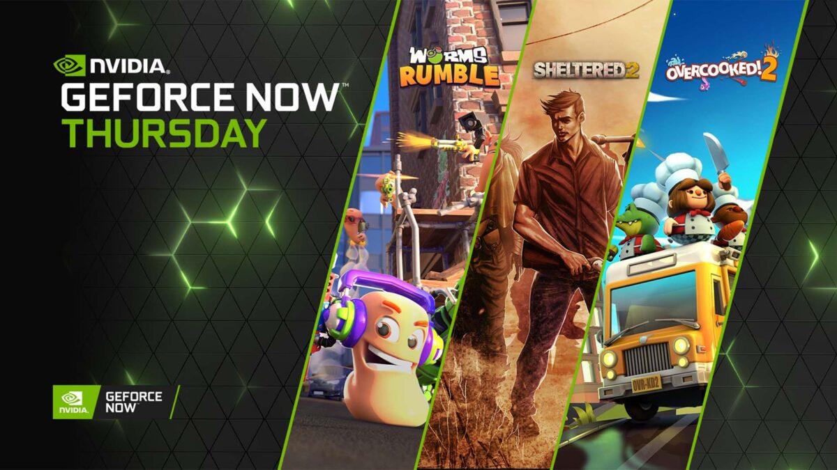 GeForce Now'a Kena: Bridge of Spirits, Sheltered 2 ve World War Z: Aftermath dahil 12 yeni oyun ekleniyor