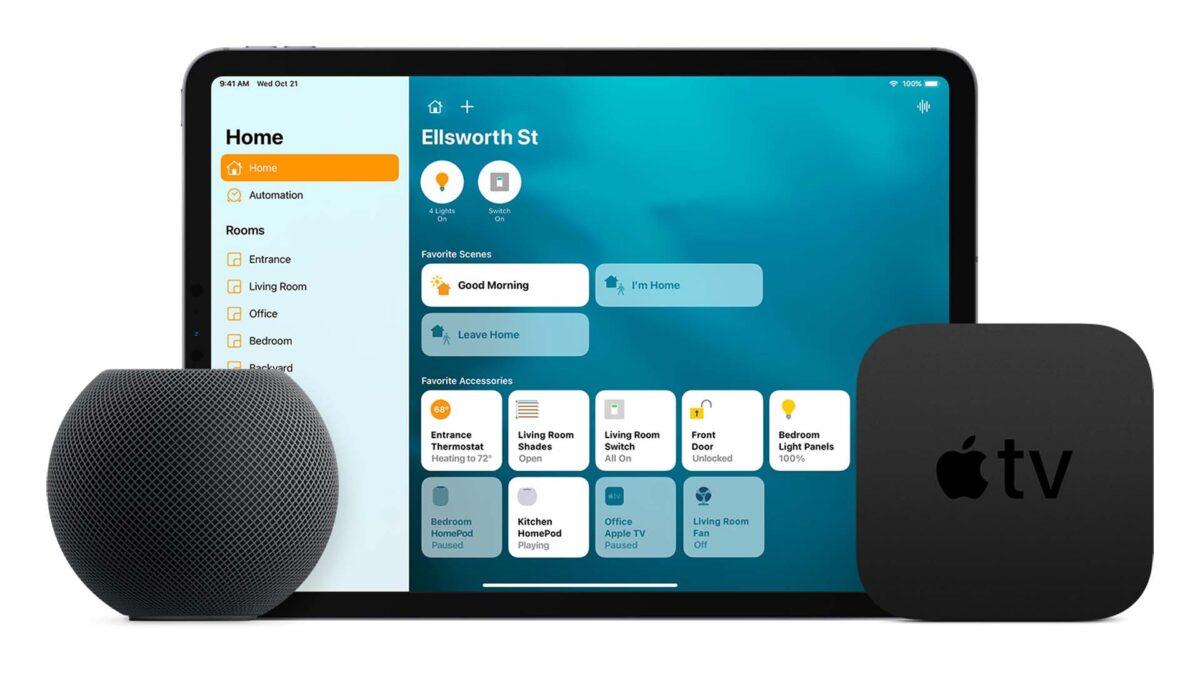 Apple'ın Home uygulaması ve HomeKit cihazlarına önümüzdeki hafta 8 yeni özellik geliyor